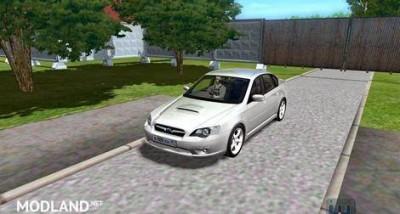 Subaru Legacy B4 2.0 GT 2005 [1.3.3]